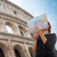 Schnitzeljagd durch Rom