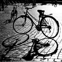 Via Appia Antica mit dem Fahrrad